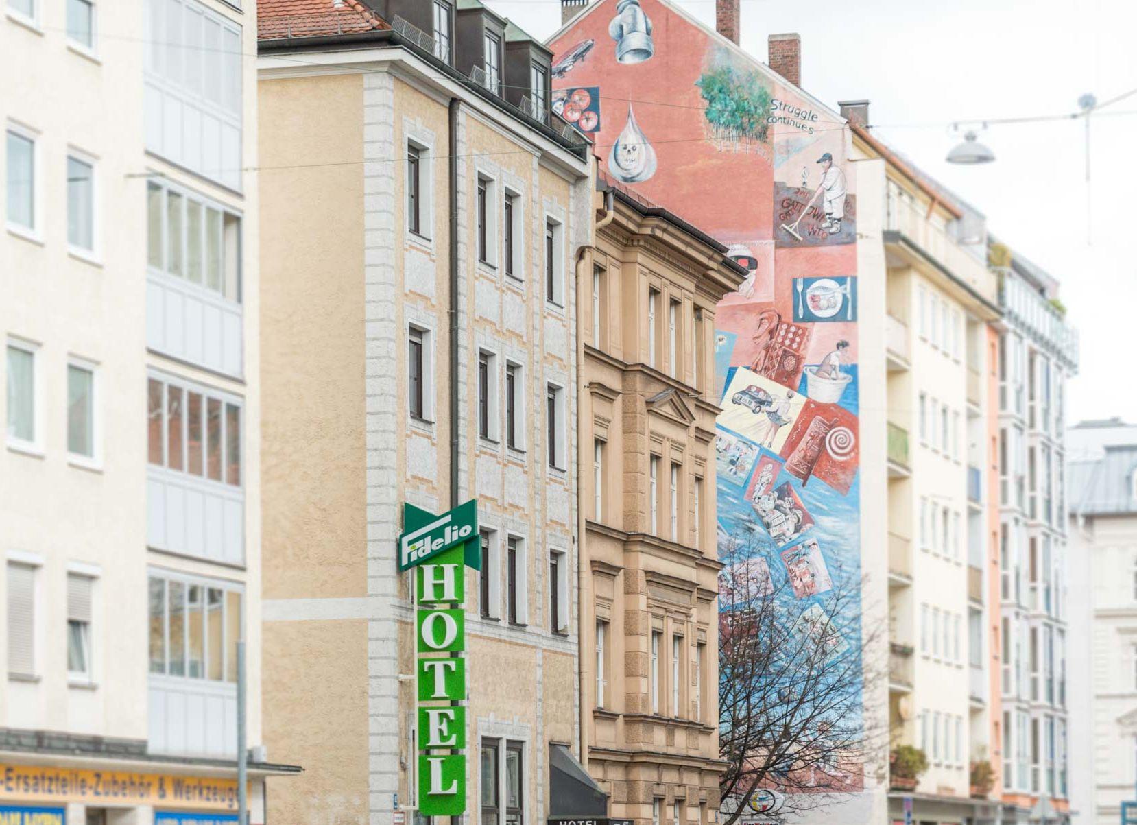 Hotel Fidelio Munich